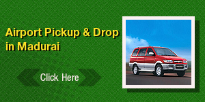 Airport Pickup & Drop in Madurai